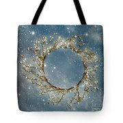 Stardust And Pearls Tote Bag