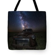 Stardust And Rust Gmc  Tote Bag