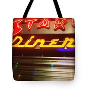 Stardust Diner - New York City Tote Bag