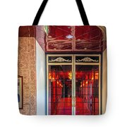 Stardust Theater Tote Bag