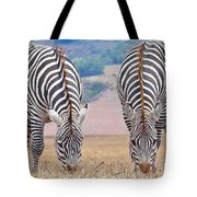 Stares And Stripes Tote Bag