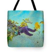 Starfish Paradise Tote Bag