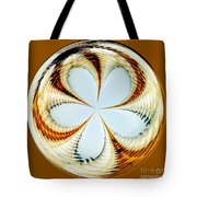 Starfish To Flower - Orb Tote Bag