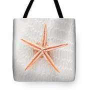 Starfish Tote Bag by Tom Gowanlock