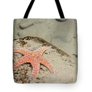 Starfish Underwater Tote Bag
