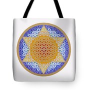 Starflower Tote Bag