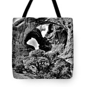 Stark Double Arch Tote Bag