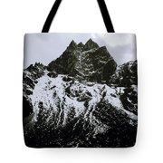 Stark Himalayas Tote Bag