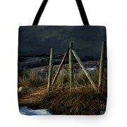 Starless Canadian Sky Tote Bag