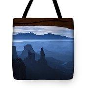 Starlit Mesa  Tote Bag