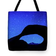 Starry Arch At Mobius Arch, Alabama Tote Bag