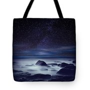 Starry Night Tote Bag by Jorge Maia