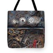 Stars In Springtime Tote Bag