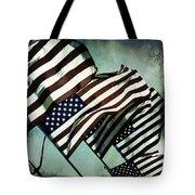 Stars N  Stripes Tote Bag
