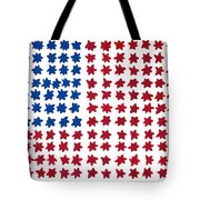 Stars No Stripes Tote Bag