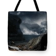 Stars Over Salt Water Tote Bag