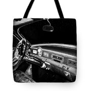 Stars Through The Windshield Tote Bag