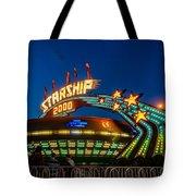 Starship 2000 Tote Bag