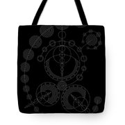 Starship Inverse Tote Bag