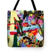 Wiping Out The Language Of Amalek 9dbi Tote Bag