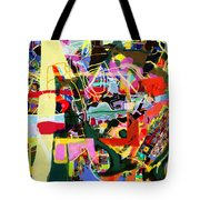 Wiping Out The Language Of Amalek 9dbl Tote Bag