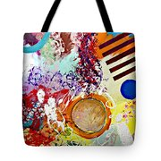 Starting Anew Tote Bag