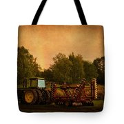 Starting Over - Vintage Country Art Tote Bag