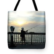 Starting Young Tote Bag