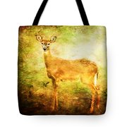 Startled Tote Bag