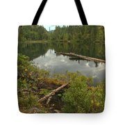 Starvation Lake - British Columbia Tote Bag