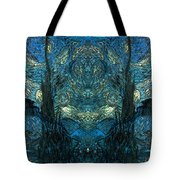 Stary Flipped Tote Bag