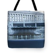 State Capital Fountain Tote Bag