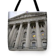 State Capitol Madison Wisconsin Tote Bag