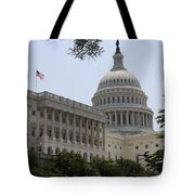 State Capitol Washington Dc Tote Bag