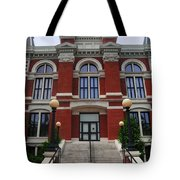 State Court Building Tote Bag