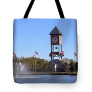 State Fairgrounds Tote Bag