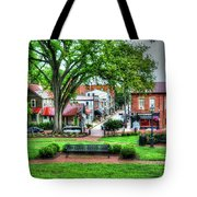 State House Grounds Tote Bag