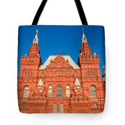 State Museum Of Russian History Tote Bag