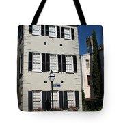 State Street - Charlestons French Quarter Tote Bag