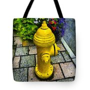 State Street Sentinel Tote Bag