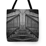 State Street Stairs Tote Bag