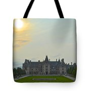 Stately Castle Tote Bag