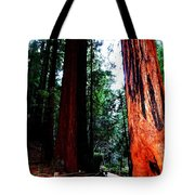 Stately Tote Bag