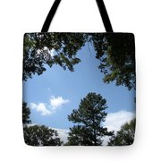 Stately Forest  Tote Bag