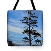 Stately Pine Tote Bag