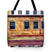 Station House Tote Bag