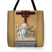 Station Of The Cross 01 Tote Bag