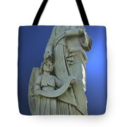 Statue 05 Tote Bag by Thomas Woolworth