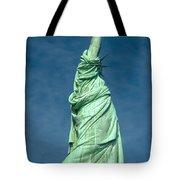 Statue Of Liberty Hdr Tote Bag