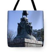 Statue Of Thomas Jefferson Tote Bag